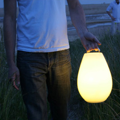 OXO Candela Luau Portable Lamp