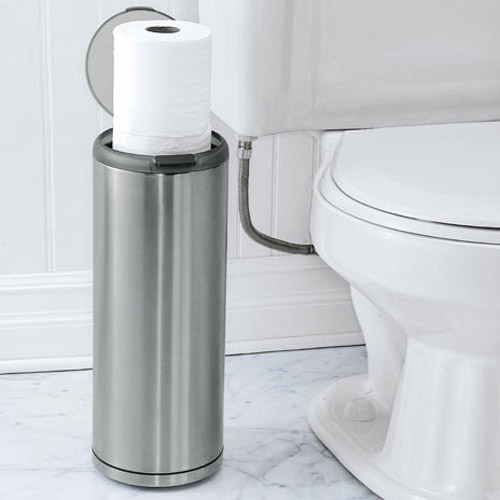 Good OXO Pop Up Toilet Paper Holder