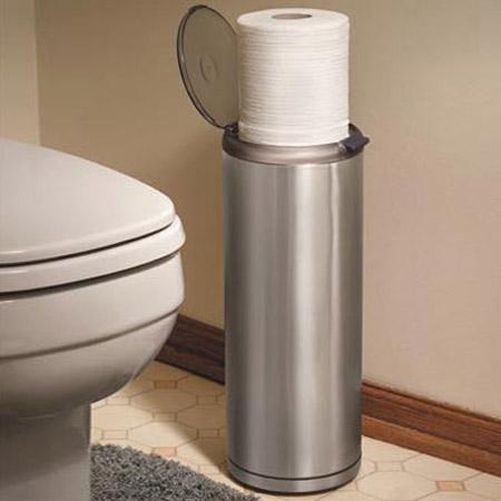 oxo popup toilet paper holder