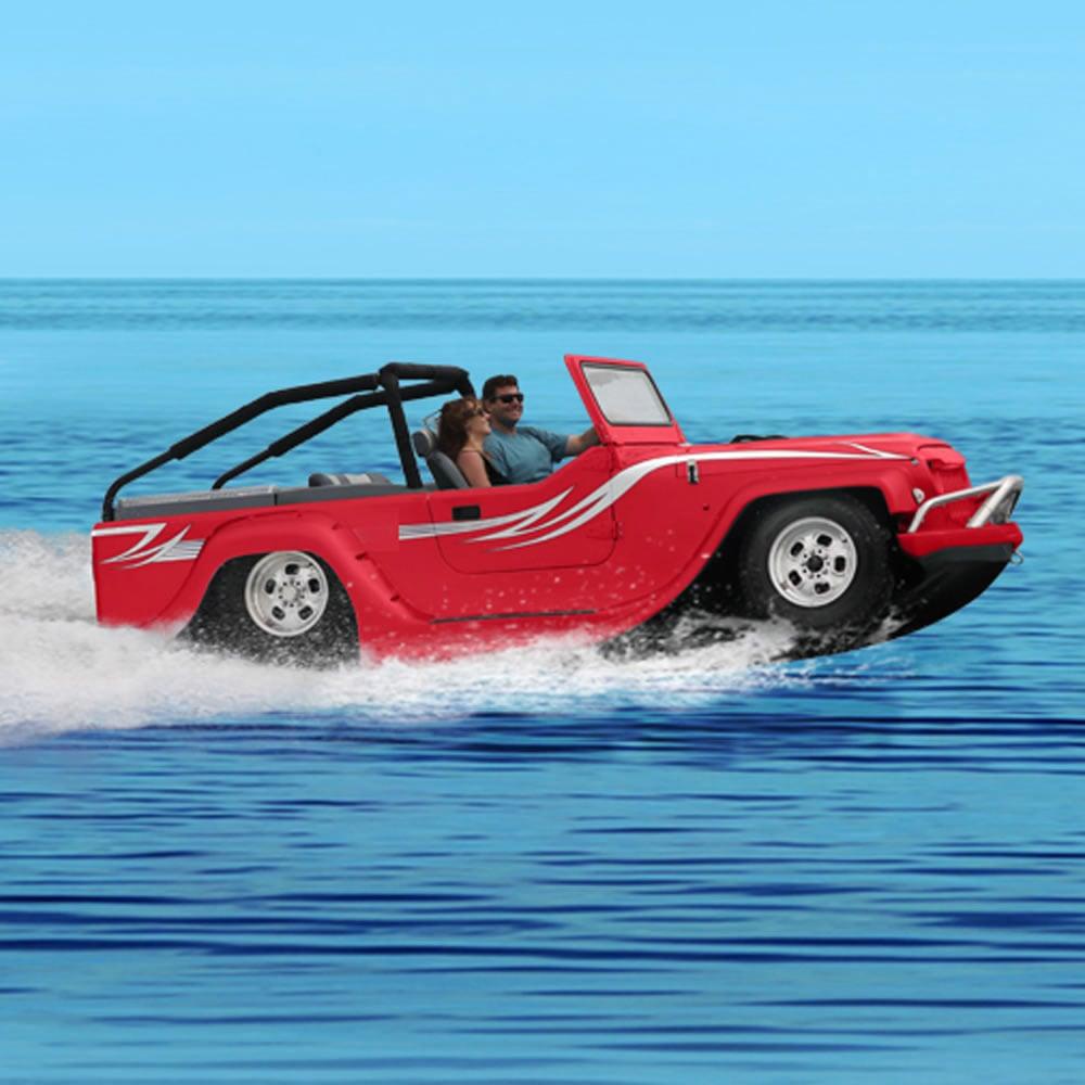 World's Fastest Amphibious Vehicle