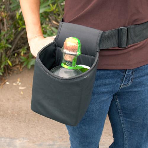 patron pocket - tequila holster belt