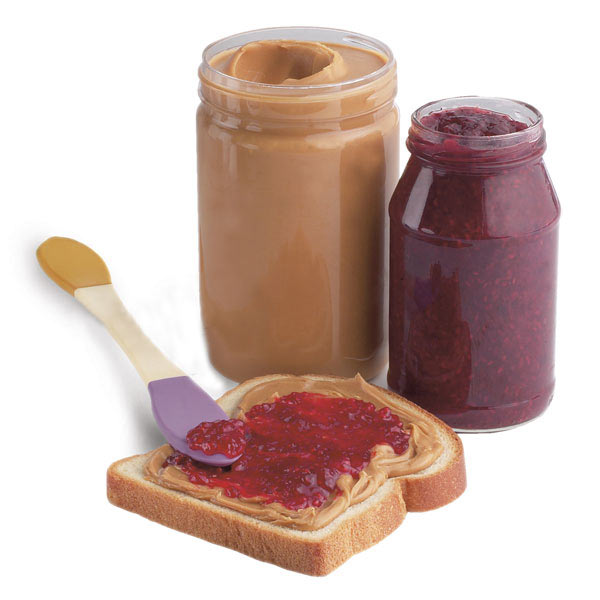 Peanut Butter with Jelly
