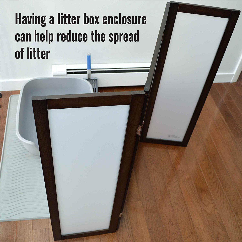 ghdonat.com Floral Design Priv Kitty Litter Screen Litter ...
