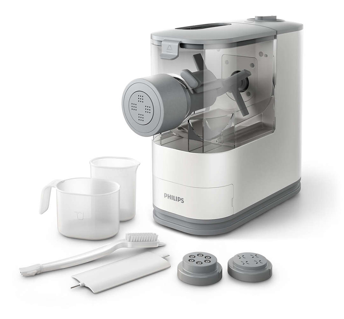 automatic pasta maker machine