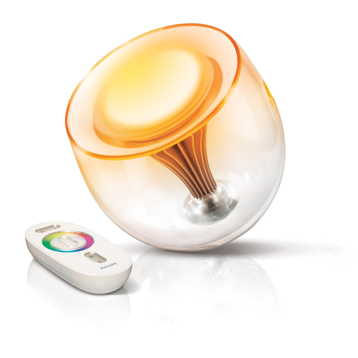 philips livingcolors 16 million color led lamp the