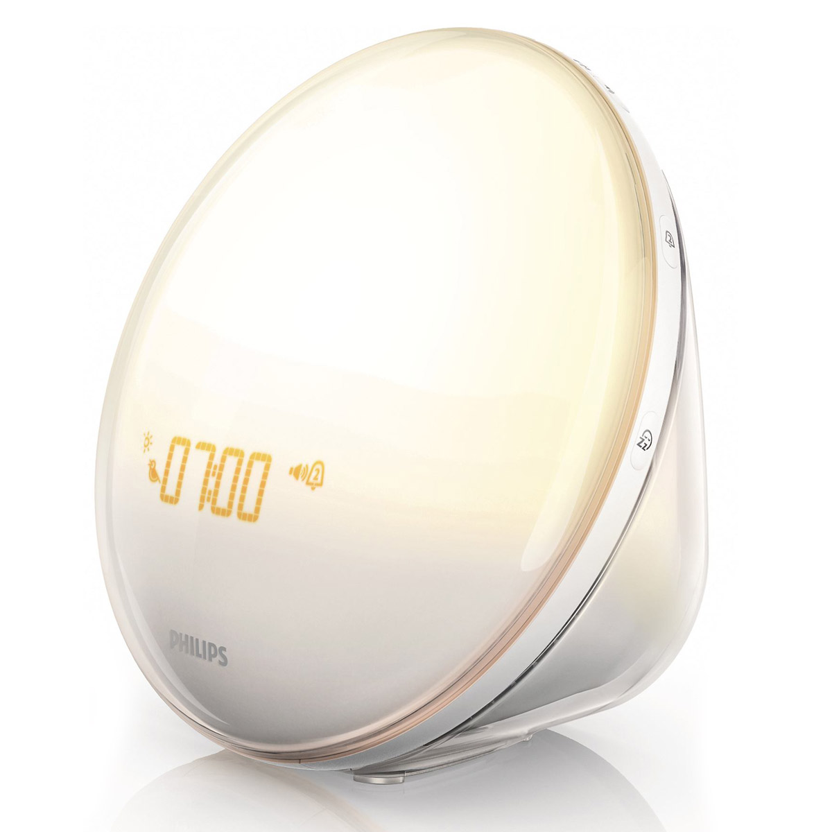 Philips Wake-Up Light With Colored Sunrise Simulation for ...