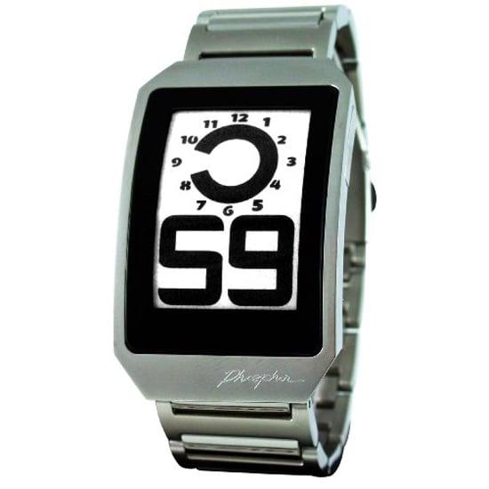 Phosphor E Ink Watch