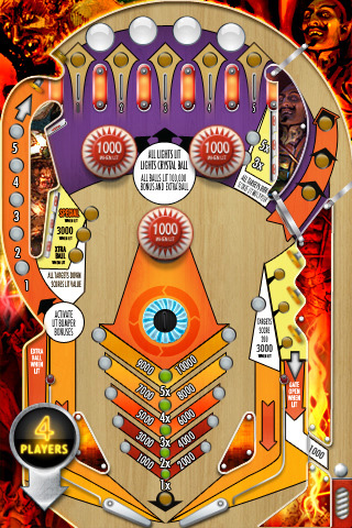 Pinball Magic Transforms Ipad Into A Working Pinball