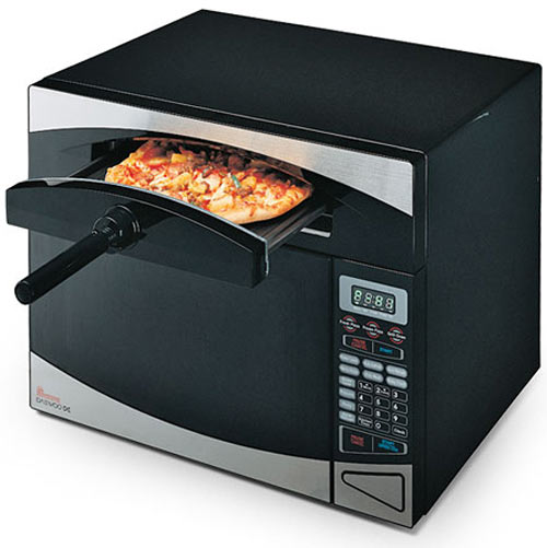 Daewoo Pizza Maker And Microwave Oven Combo The Green Head