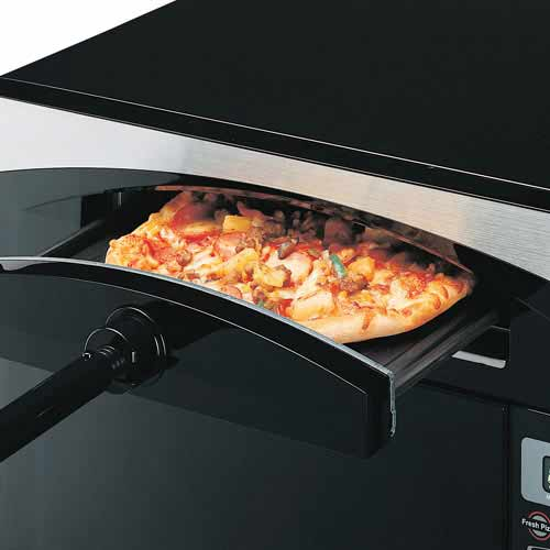 Daewoo Pizza Maker And Microwave Oven Combo