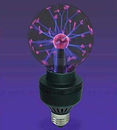 Plasma Light Bulb
