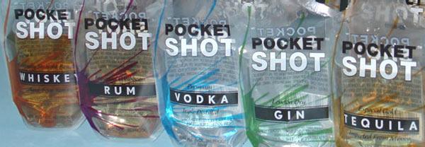 liquor shot pouches Gallery