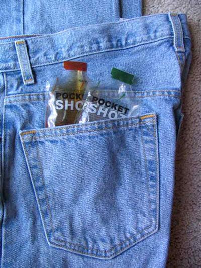 Pocket Shots The Green Head
