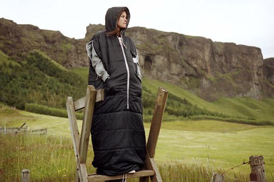Poler Napsack - Wearable Sleeping Bag