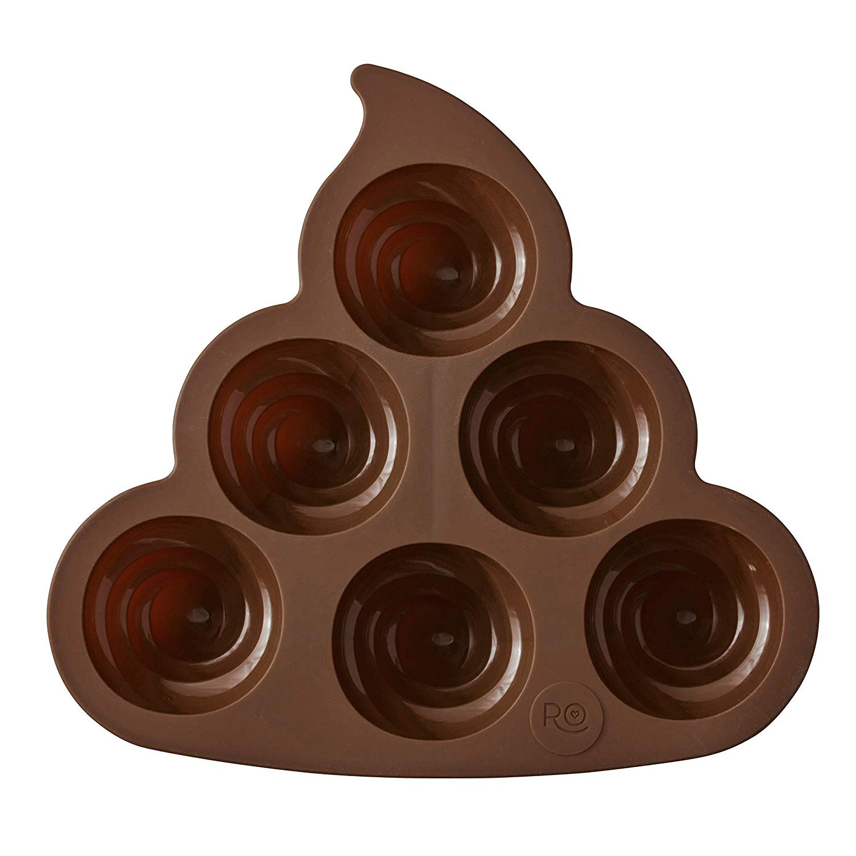 Poo Emoji Silicone Cake Pan / Mold
