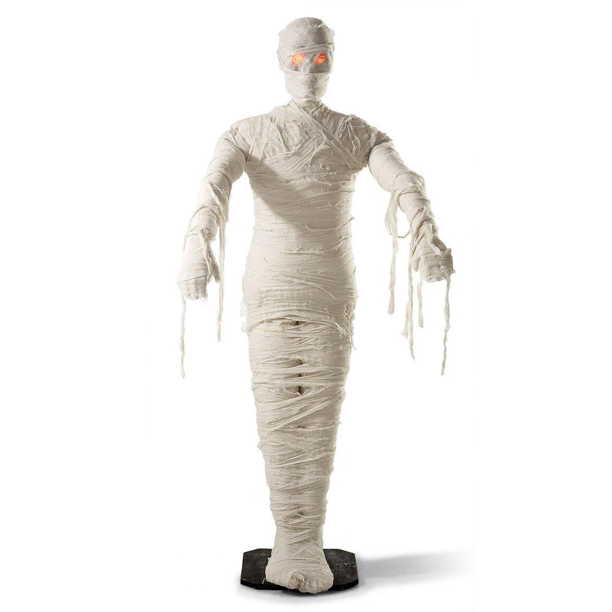 Posable Lifesized Wrapped Mummy Statues