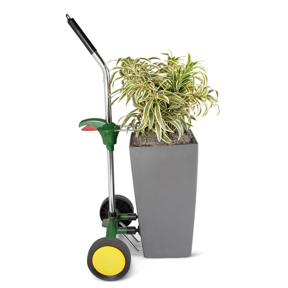 Potted Plant Hand Truck The Green Head