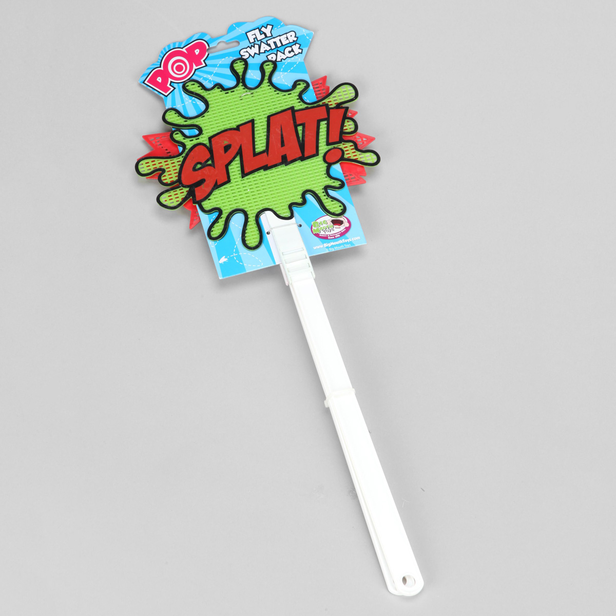 Pow Splat Fly Swatters The Green Head