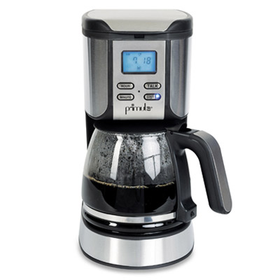 Primula Speak n Brew - Talking Coffee Maker - The Green Head