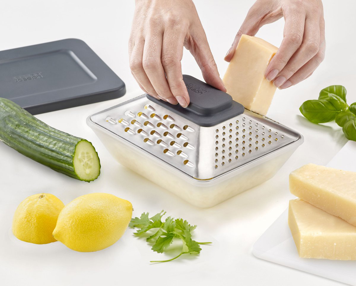 how to use a box grater