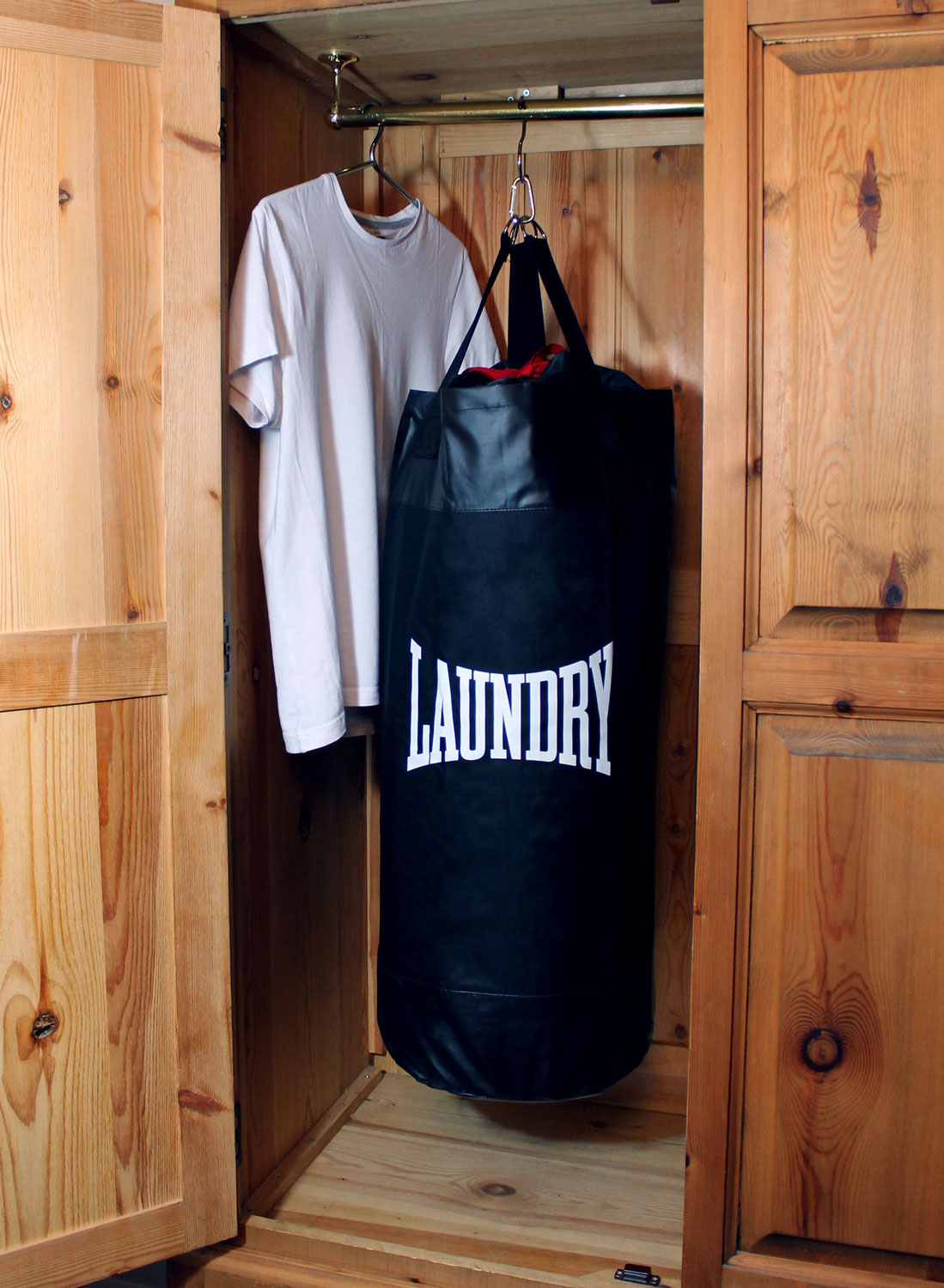 Punching Bag Laundry The Green Head