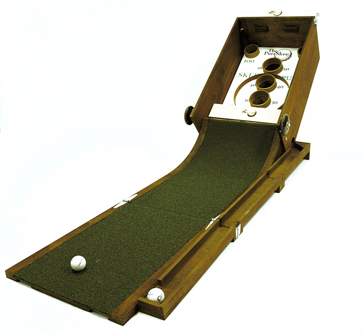 Puttskee Putting And Skeeball All In One