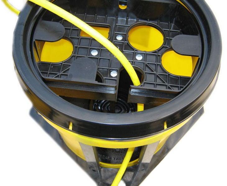 Quick Winder   Power Cord Storage Reel