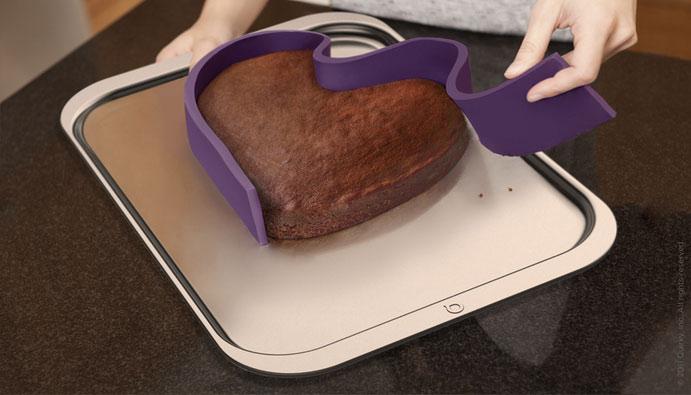 Silicone Baking Ribbon Bake Any Shape