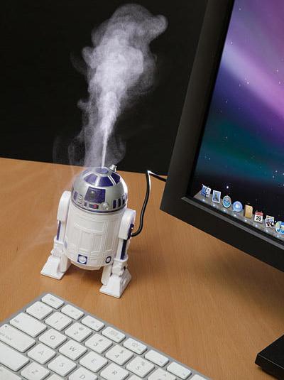 R2 D2 Usb Humidifier The Green Head