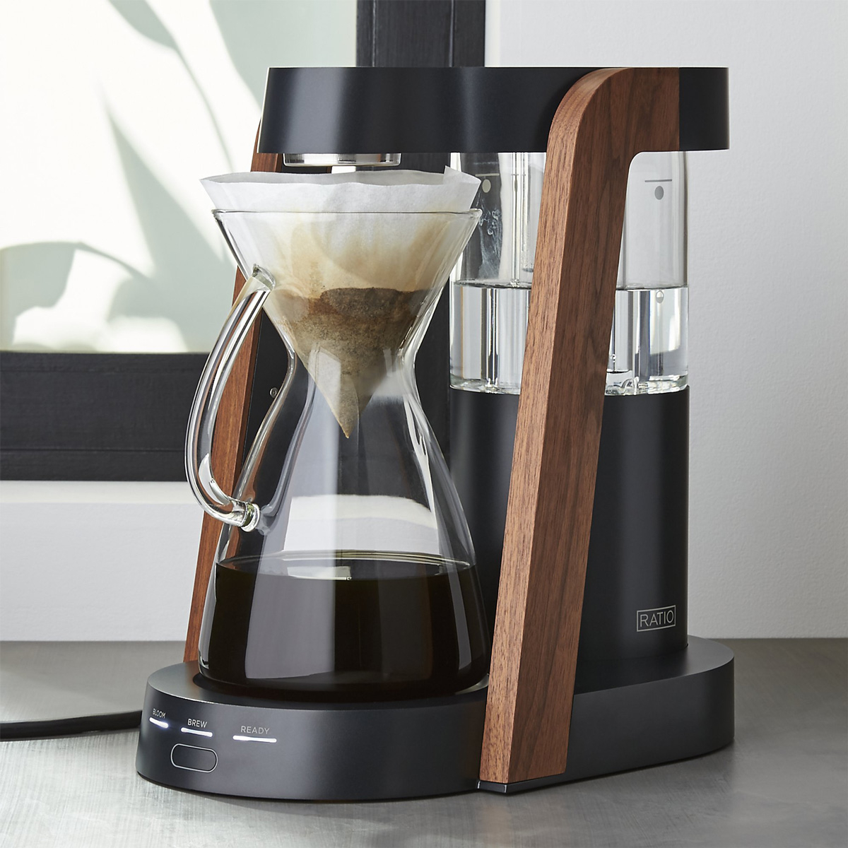 Ratio Eight Automatic Pour Over Coffee Machine