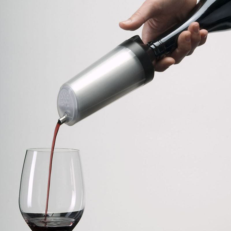 Commercial instant wine chillers