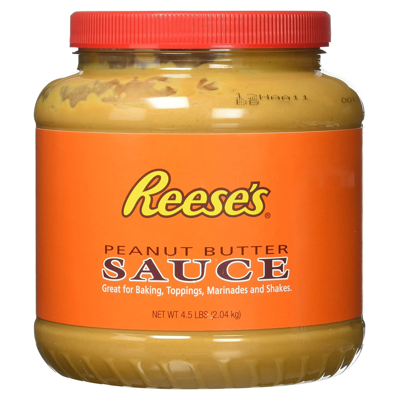 Reese's Peanut Butter Sauce