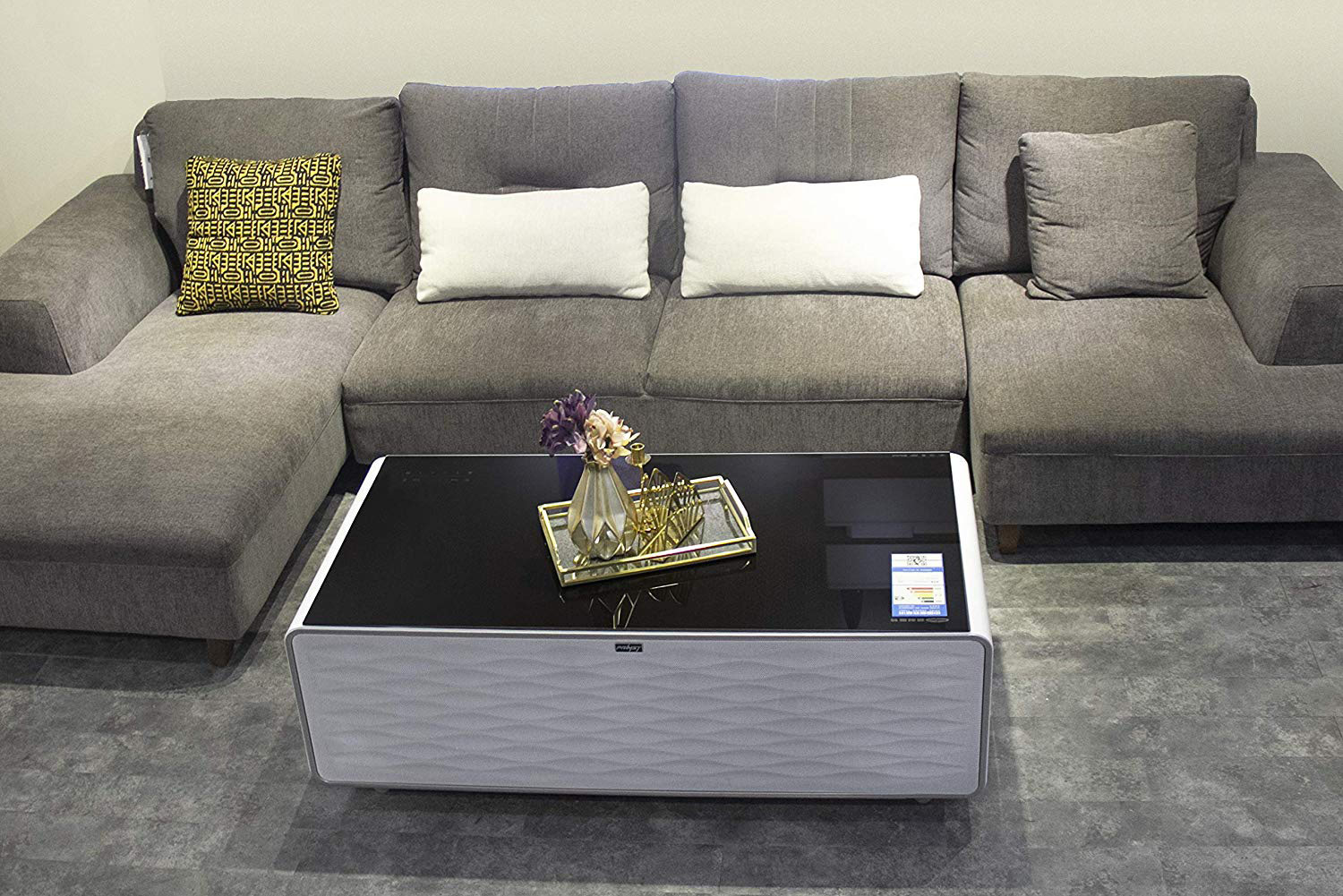 Awesome Refrigerator Coffee Table Short Links Chair Design For Home Short Linksinfo