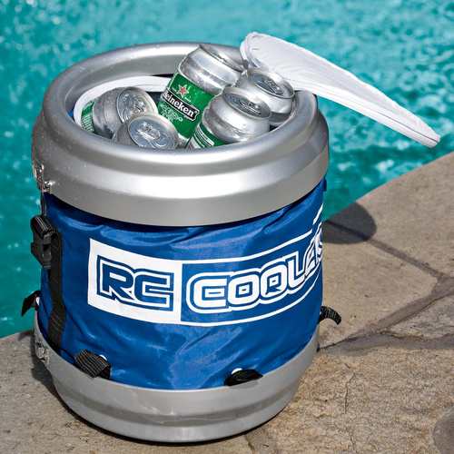 Remote Controlled Portable Drink Cooler