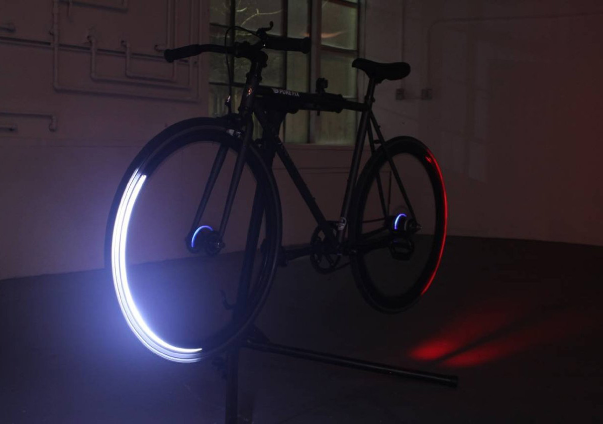 RevoLights Skyline - Bicycle Lighting System