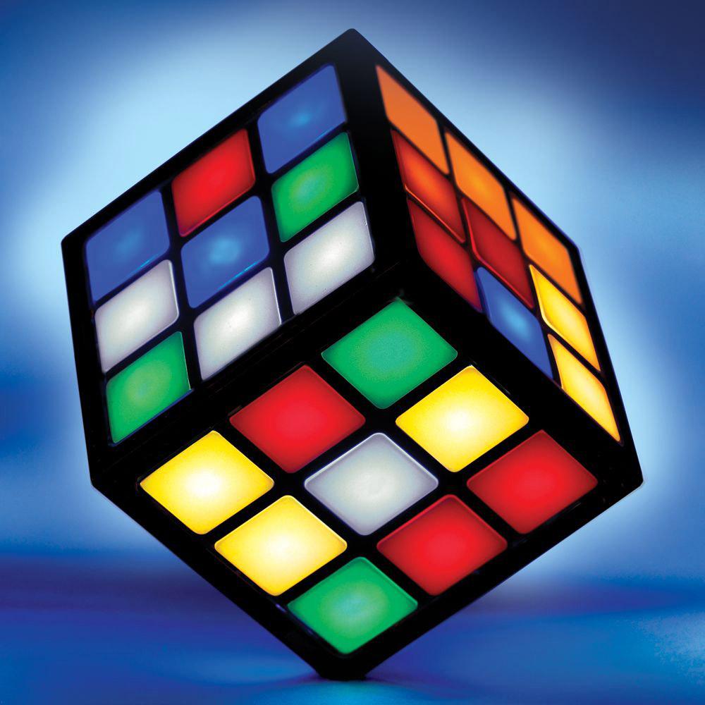 Rubik S Cube With Skulls Design