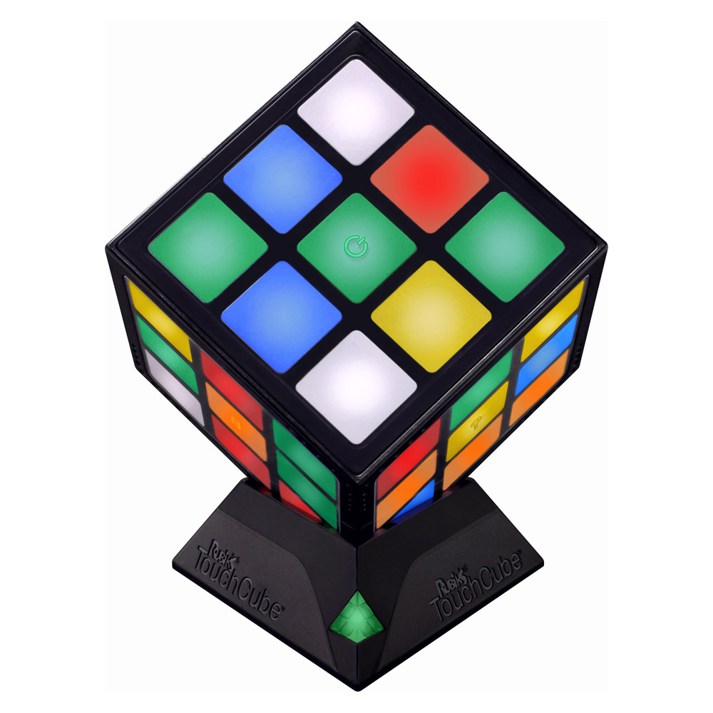 rubik 39 s touchcube world 39 s first touchscreen rubik 39 s cube the green head. Black Bedroom Furniture Sets. Home Design Ideas