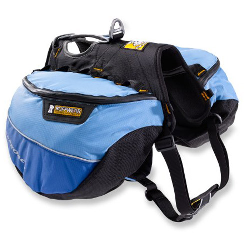 Ruff Wear Approach Pack Saddlebag For Dogs