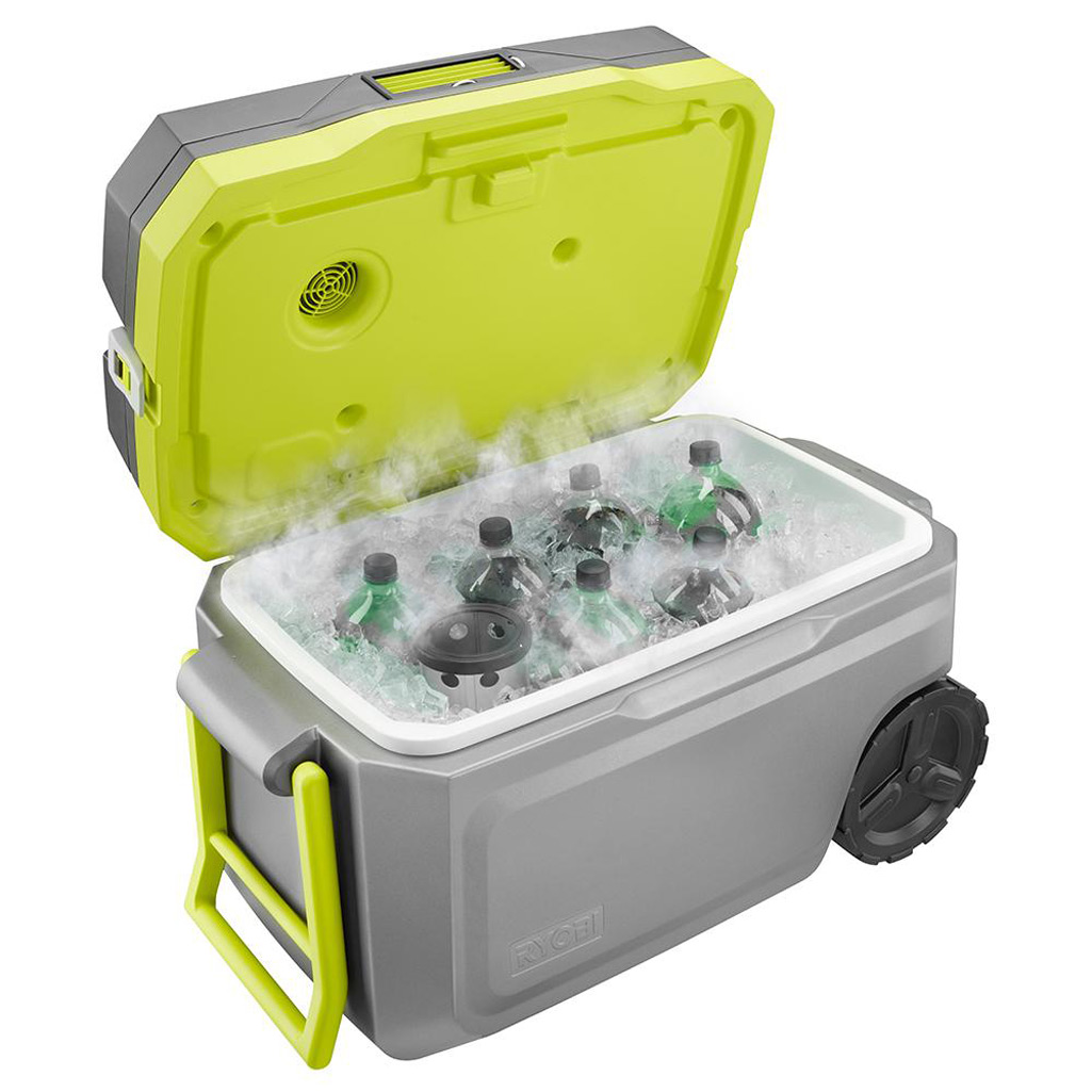 Ryobi Air Conditioned Drink Cooler Air Cooler The