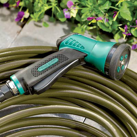 Save a Drop Water Meter Hose Nozzle The Green Head