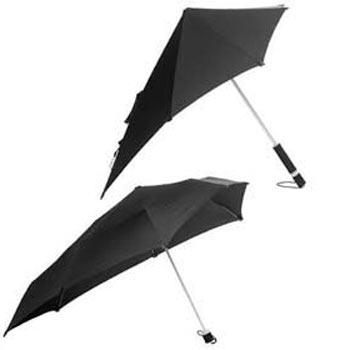 Amazing SENZ Original Umbrella - Withstands 70 MPH Winds!