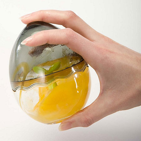 Shake Me Egg Shaker - The Green Head