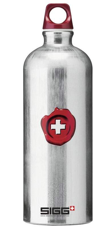 Sigg Aluminum Water Bottle