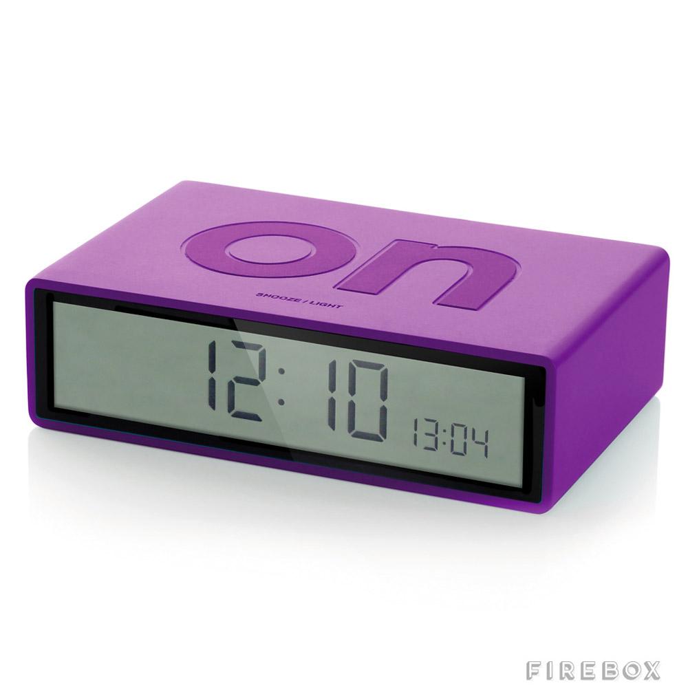 Simple Flip Over Alarm Clock The Green Head