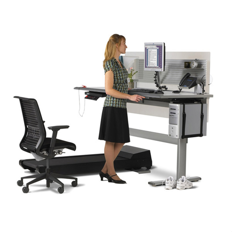 Sit-To-Walkstation Treadmill Desk - Sit Stand or Walk!  sc 1 st  The Green Head & Sit-To-Walkstation Treadmill Desk - Sit Stand or Walk! - The Green Head