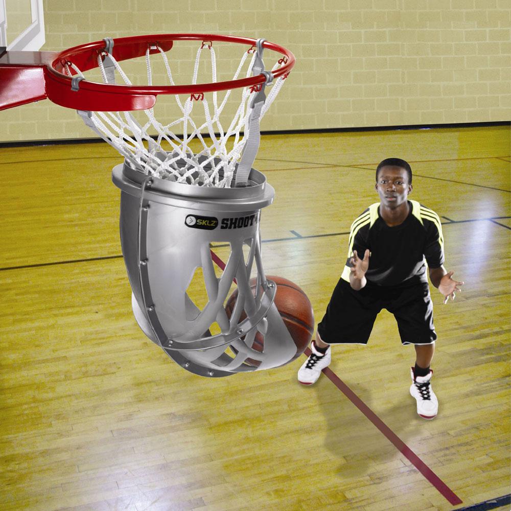 Тренажер для баскетбола