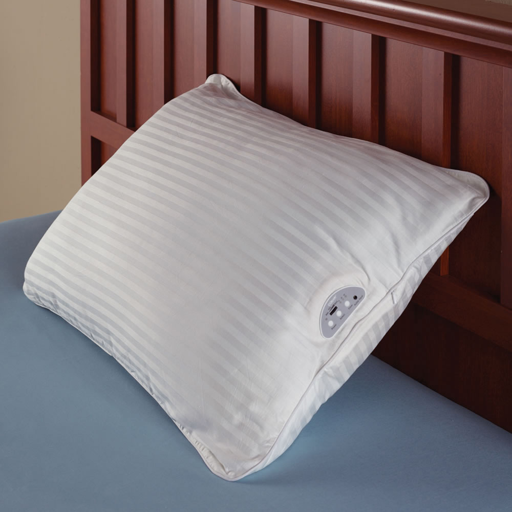 Sleep Sound Generating Pillow The Green Head