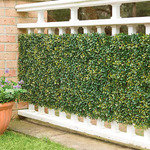 Faux Greenery Outdoor Privacy Panels