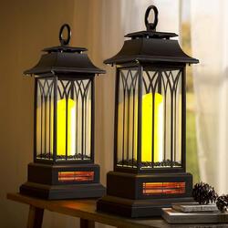 Indoor Infrared Lantern Heater