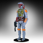 Lifesize Star Wars Boba Fett Kenner Action Figure